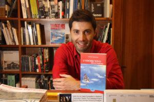 PRESSPHOTO Firenze presentazione libro di Maurizio Arbuscelli alla libreria Alfani. Marco Mori/New Press Photo