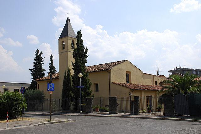 Chiesa di San Bartolo a Cintoia