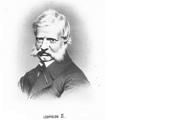 Enrico Montazio, L'ultimo granduca di Toscana, Firenze 1870, Pubblico dominio, https://commons.wikimedia.org