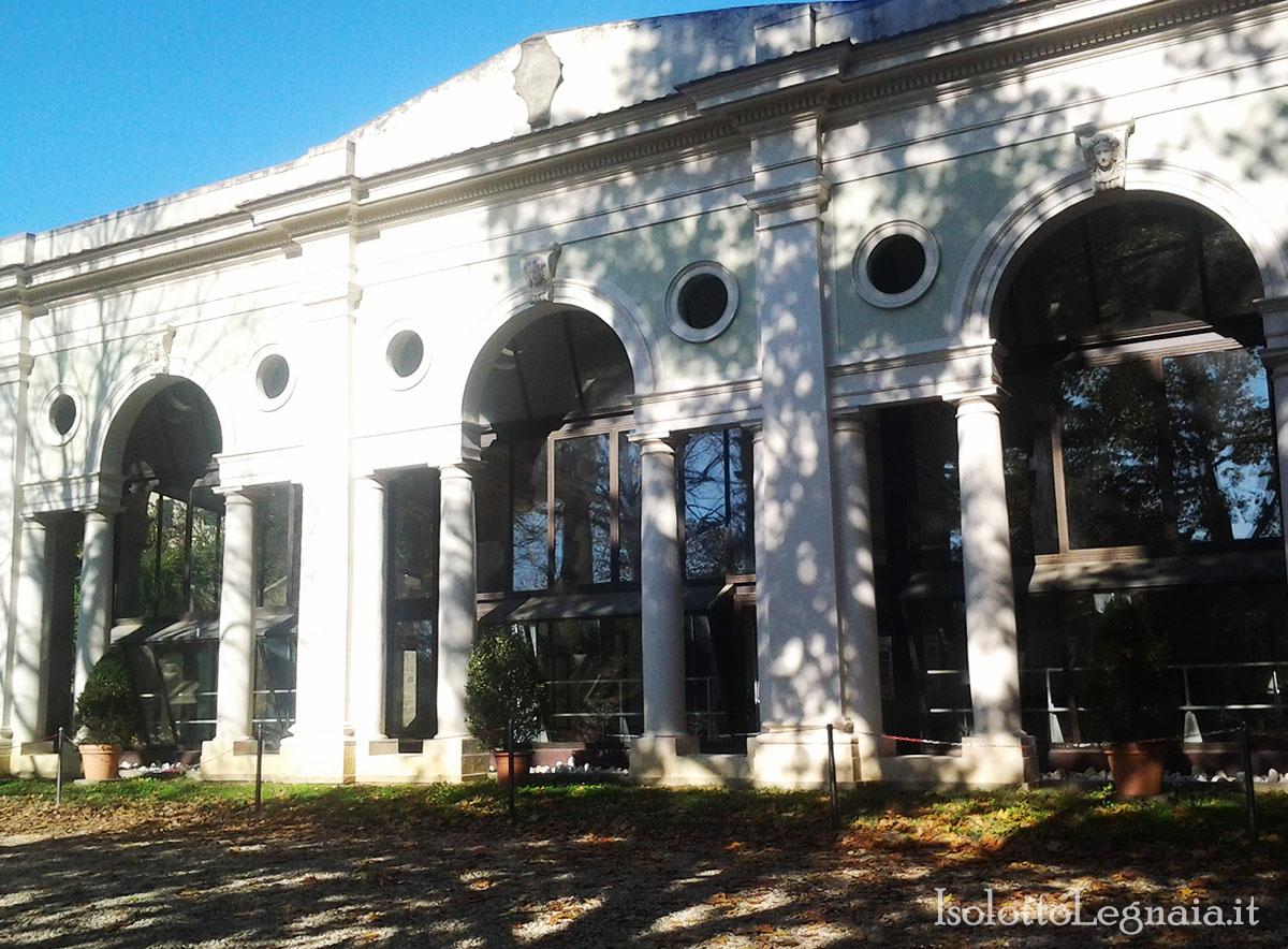 Limonaia di Villa Strozzi