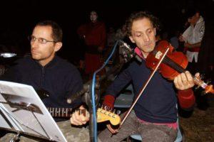 La Rosa e il Violino