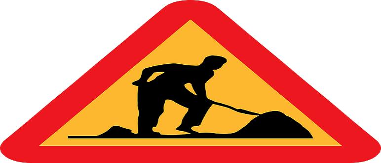 lavori in corso cantiere