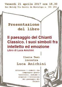 presentazione libro Luca Anichini