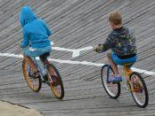 centro estivo bicicletta