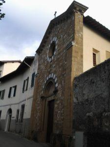 monastero Santa Verdiana via piana