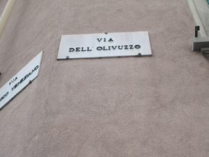 via dell'olivuzzo