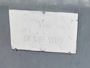 via di San Vito