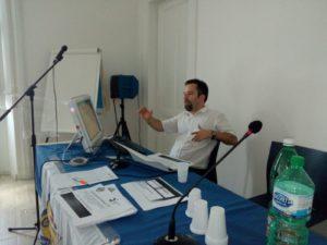 Carlo Casini comunicatore professionale del territorio tiene il corso dirigenti Confintesa Fp a Roma