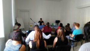 Corso dirigenti Confintesa Fp, in cattedra Sandra Badii responsabile della formazione