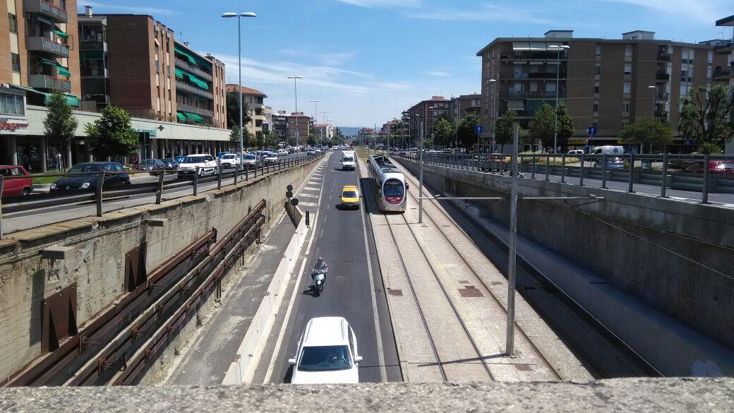 Viale Talenti, immagine archivio IsolottoLegnaia.it