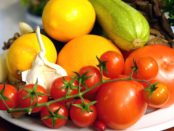 mercato contadino verdura