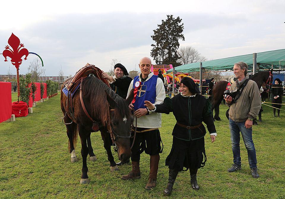 cavalleria di parte guelfa