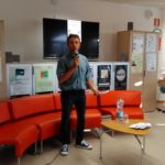 Il presidente di Quartiere 4 Mirko Dormentoni