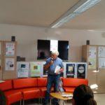 Il presidente dell'Associazione San Bartolo Gino Ferro
