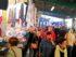 Lo storico mercato di piazza dell'Isolotto