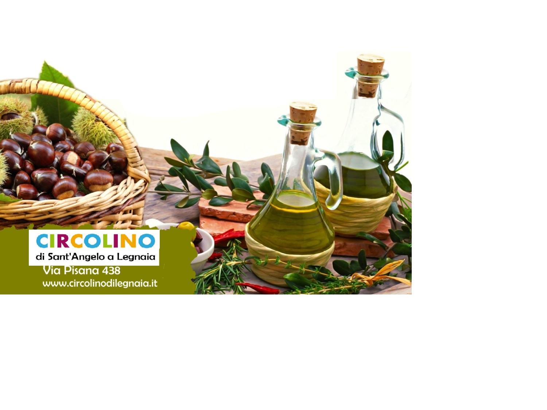 festa della castagna e dell'olio Novo Circolino di Sant'Angelo a Legnaia