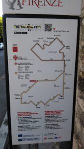 itinerario trekking bellosguardo