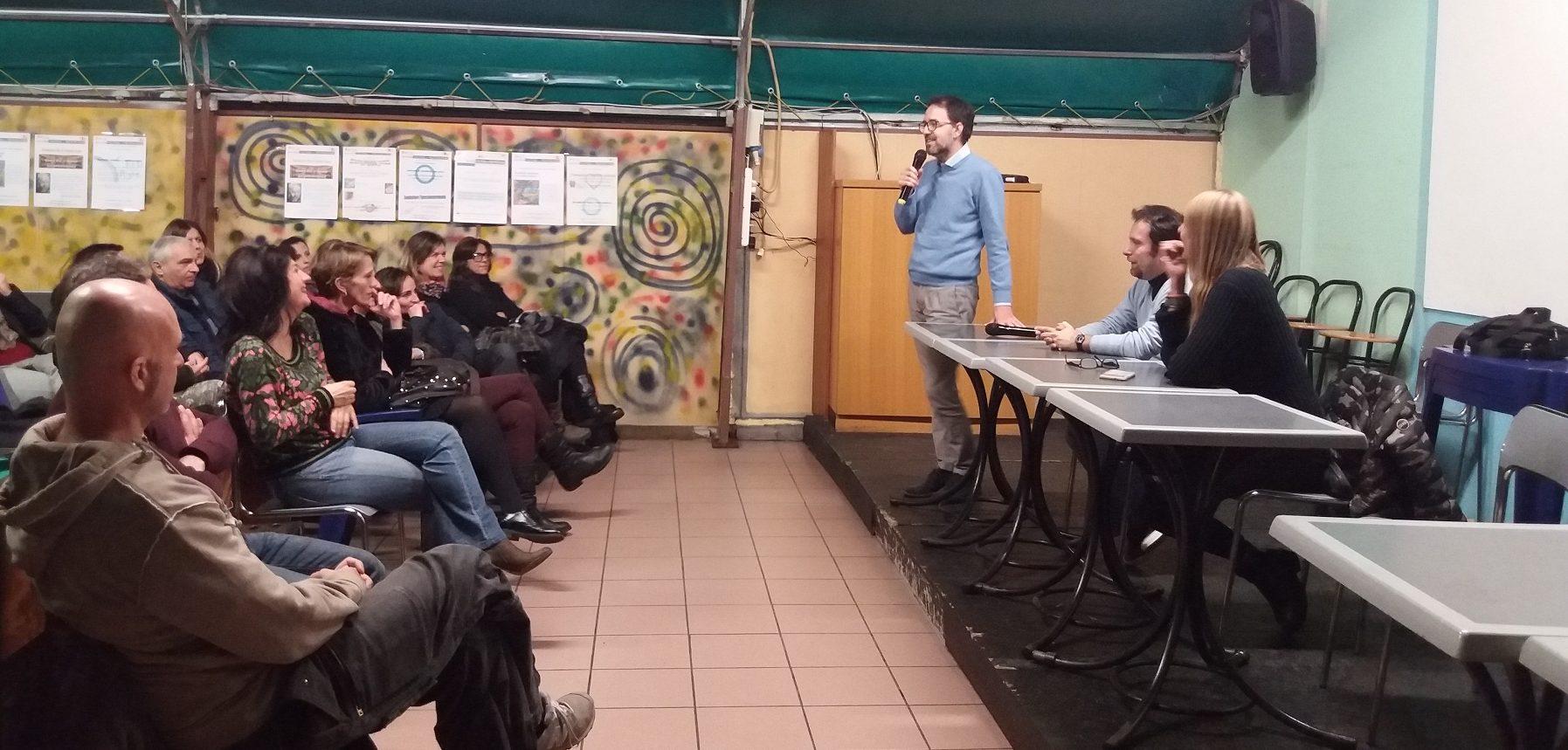 jpg Riunione droga in tranvia Isolottolegnaia Mcl San Bartolo a Cintoia Gianassi Jpg