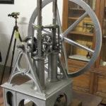 Il motore a scoppio di Matteucci Barsanti, oggi conservato al museo Galileo di Firenze, Wikipedia