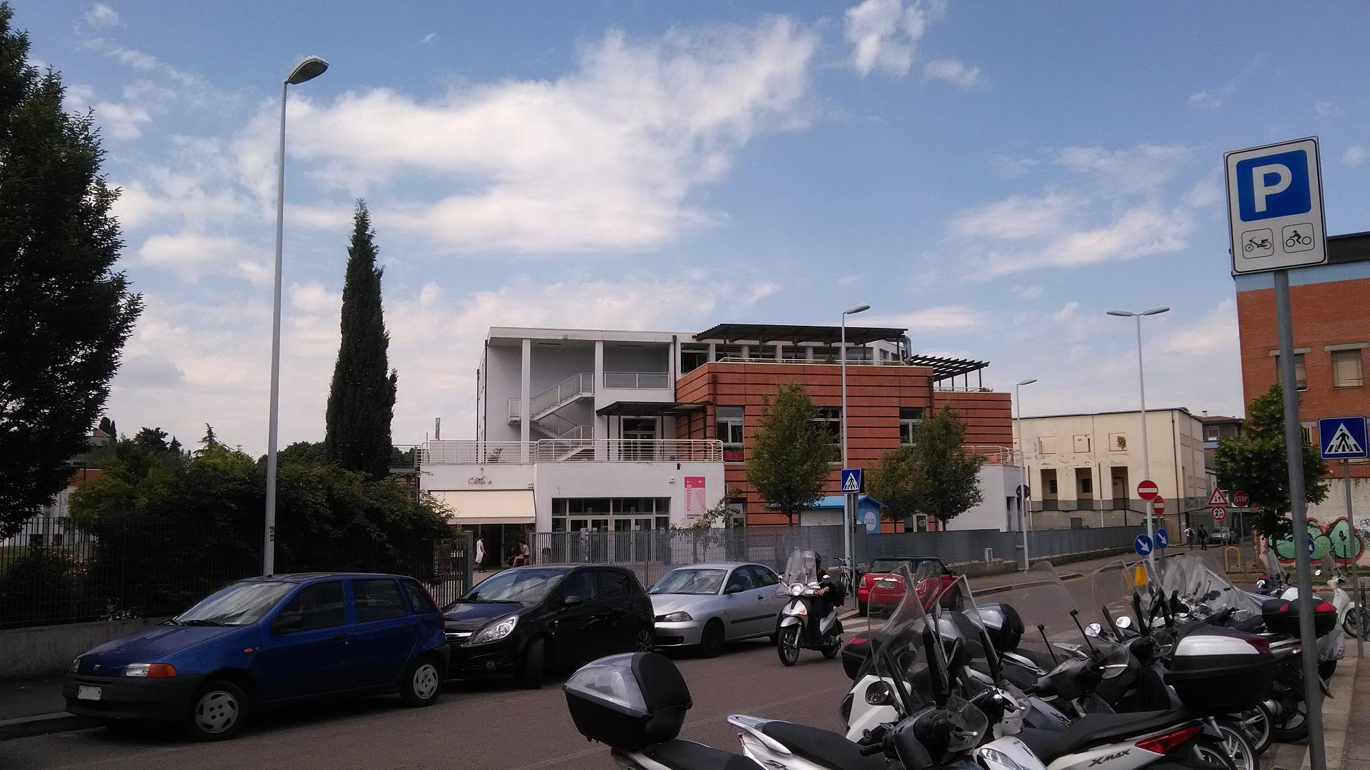 La Bibliotecanova Isolotto