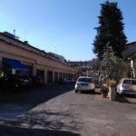 Via della Fonderia, gli ex magazzini davanti ai quali vi era il corpo principale della fabbrica (oggi abbattuto per lasciare spazio ai giardini) fu costruito il  primo motore a scoppio della storia