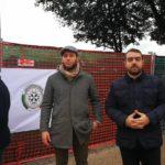 protesta casa pound firenze passerella isolotto (4)