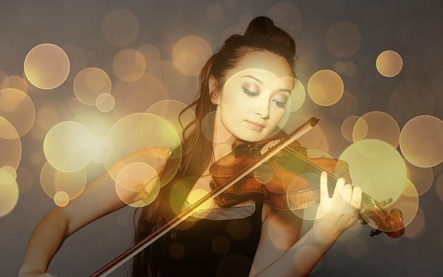 violinista musica