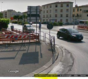 transenne federiga google street view agosto 2017