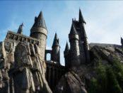 castello harry potter