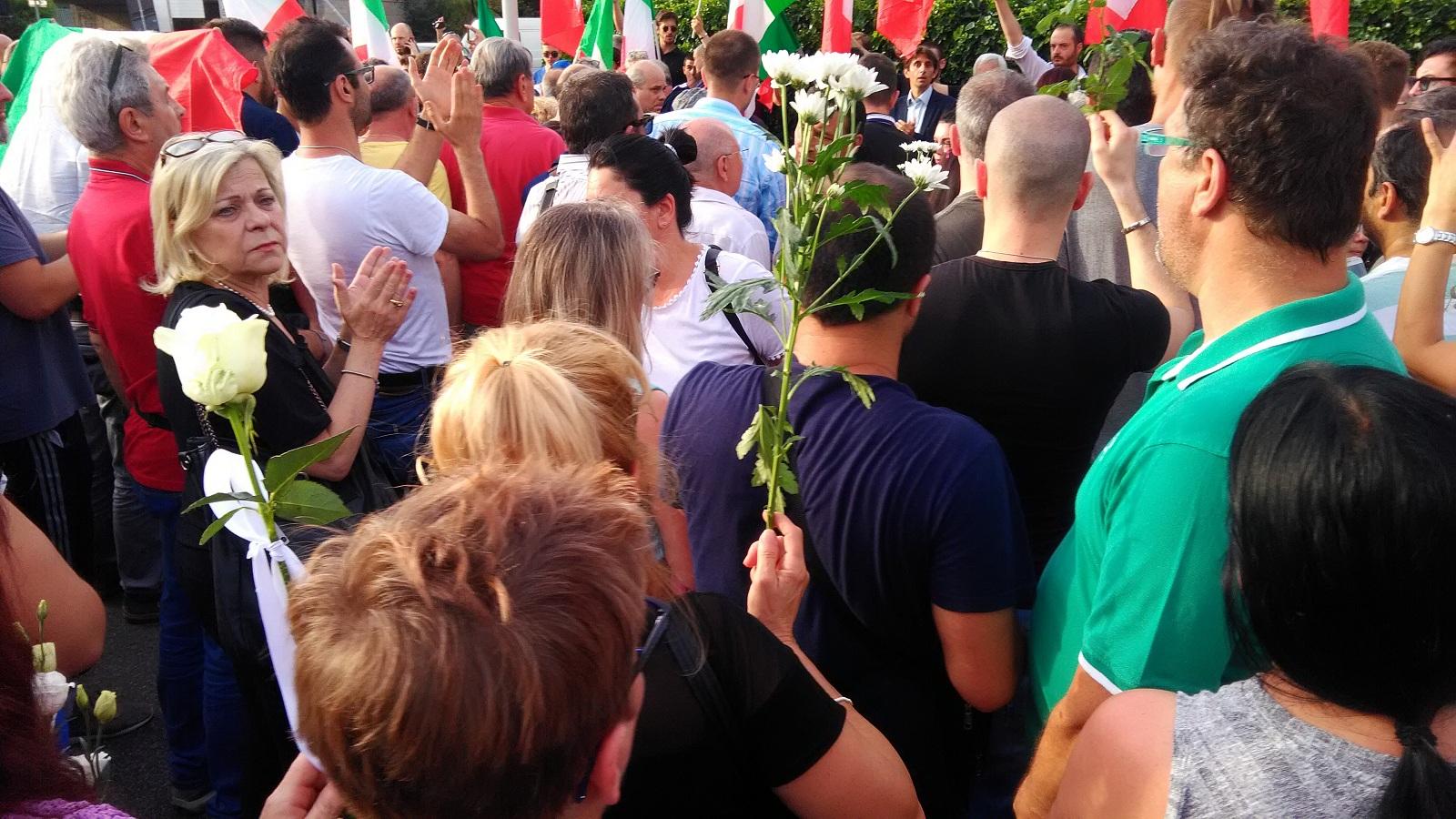 manifestazione per duccio Dini (2)