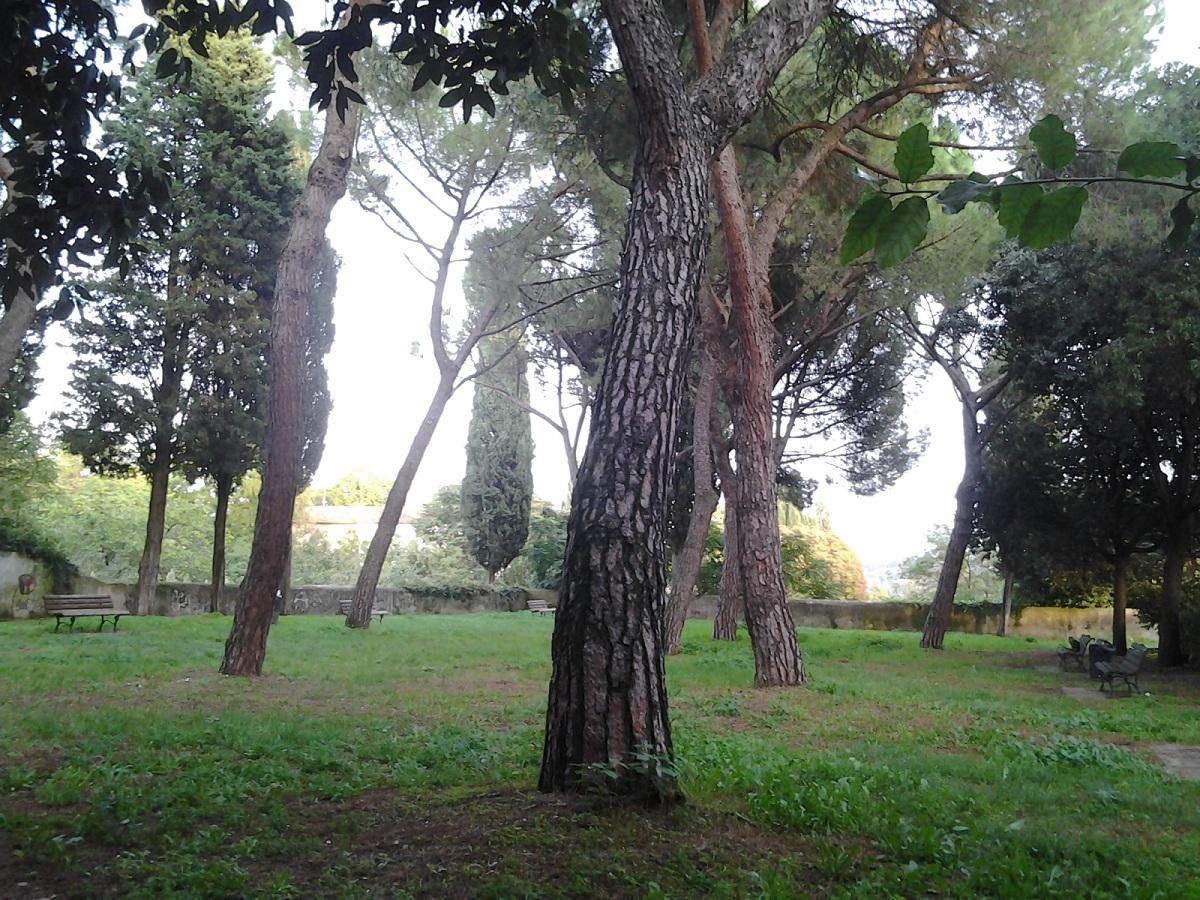 giardino dello strozzino
