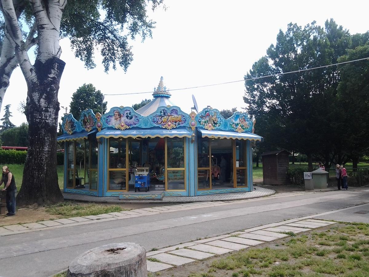 villa vogel giostra