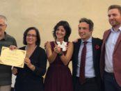Premiazione La Rosa e il Violino