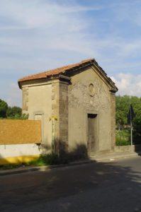 oratorio di San carlo Borromeo lungarno del Pignone