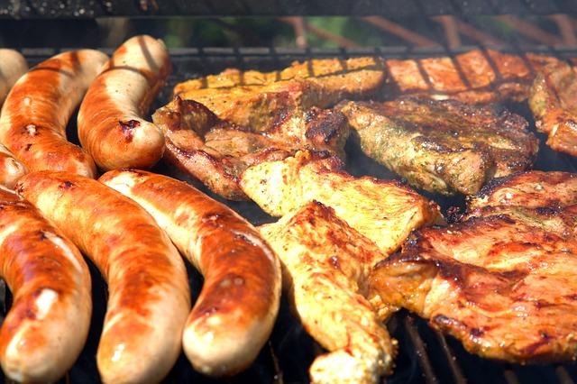 grigliata carne alla brace