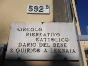 circolo mcl Dario del Bene San Quirico