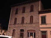 Immagine d'archivio del tratto iniziale di via del Pollaiolo, nei pressi del quale è stato compiuto il furto