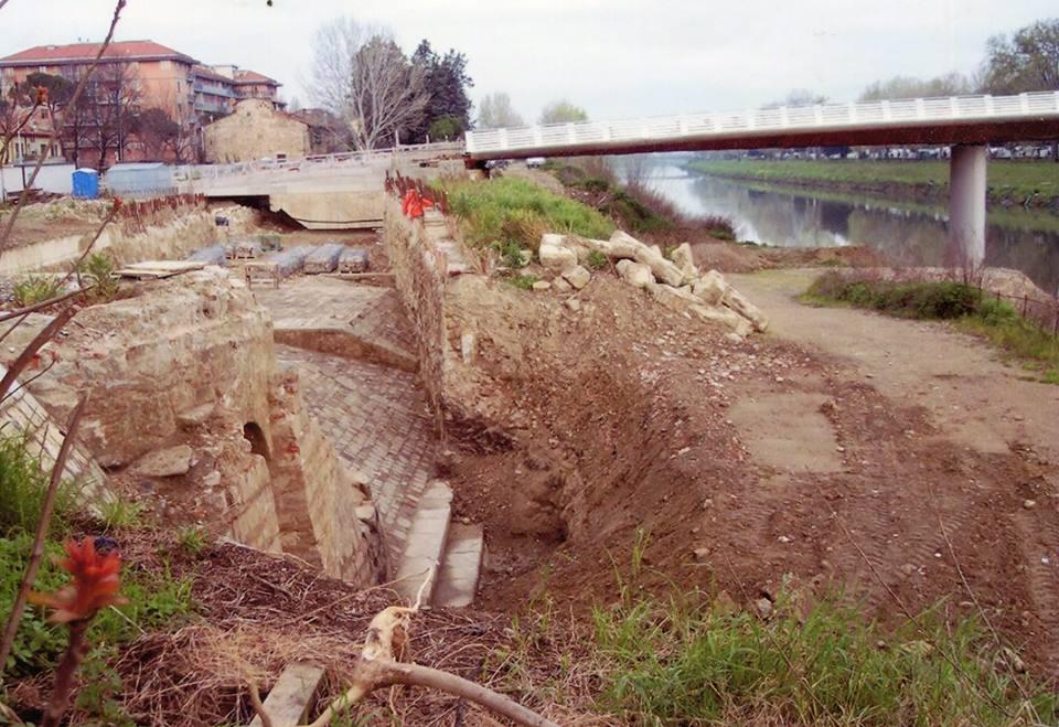 Porto Leopoldino - scavi
