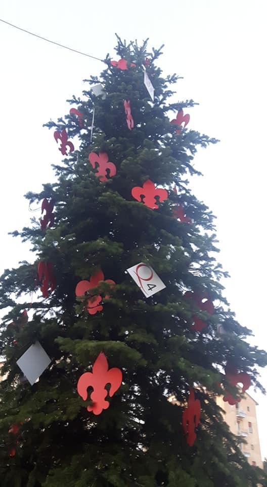 albero di natale Isolotto