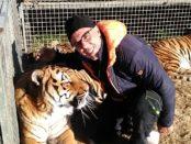 Circo Medrano addestratore Giordano Caveagna e le sue tigri (6)