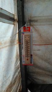 Circo Medrano ogni container ha il suo termometro