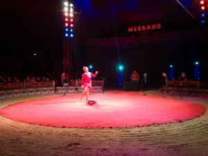 Circo Medrano Firenze Isolotto