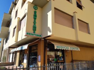Medical Center via di Scandicci rapina davanti Torre Galli (1)