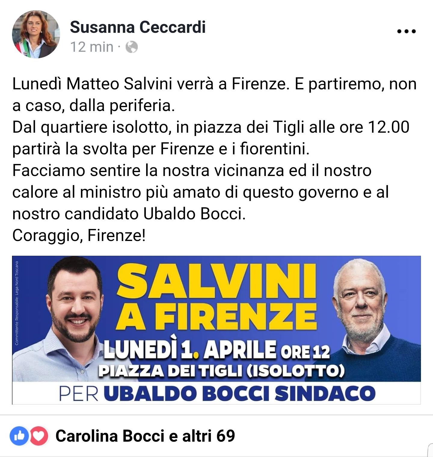 Ceccardi, Bocci