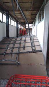 crollo soffitto itis meucci (1)