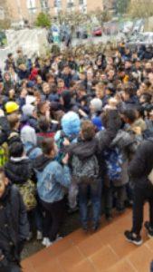 manifestazione protesta itis meucci (3)