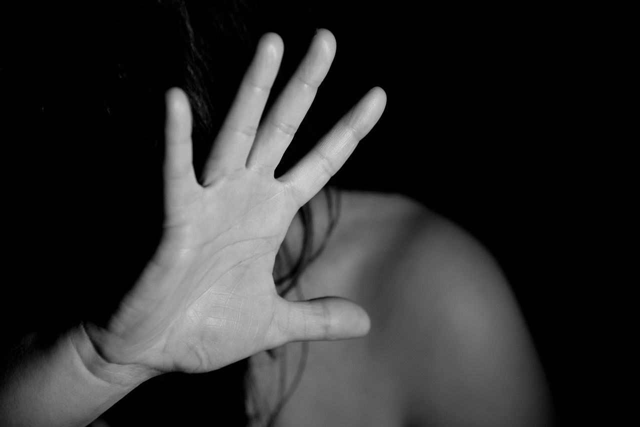 Foto di Nino Carè da Pixabay difesa aggressione stupro violenza donna