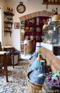 Firenze, isolotto, la piccola botte, trippaio, cucina fiorentina, alessio boretti, fiaschetteria, vino