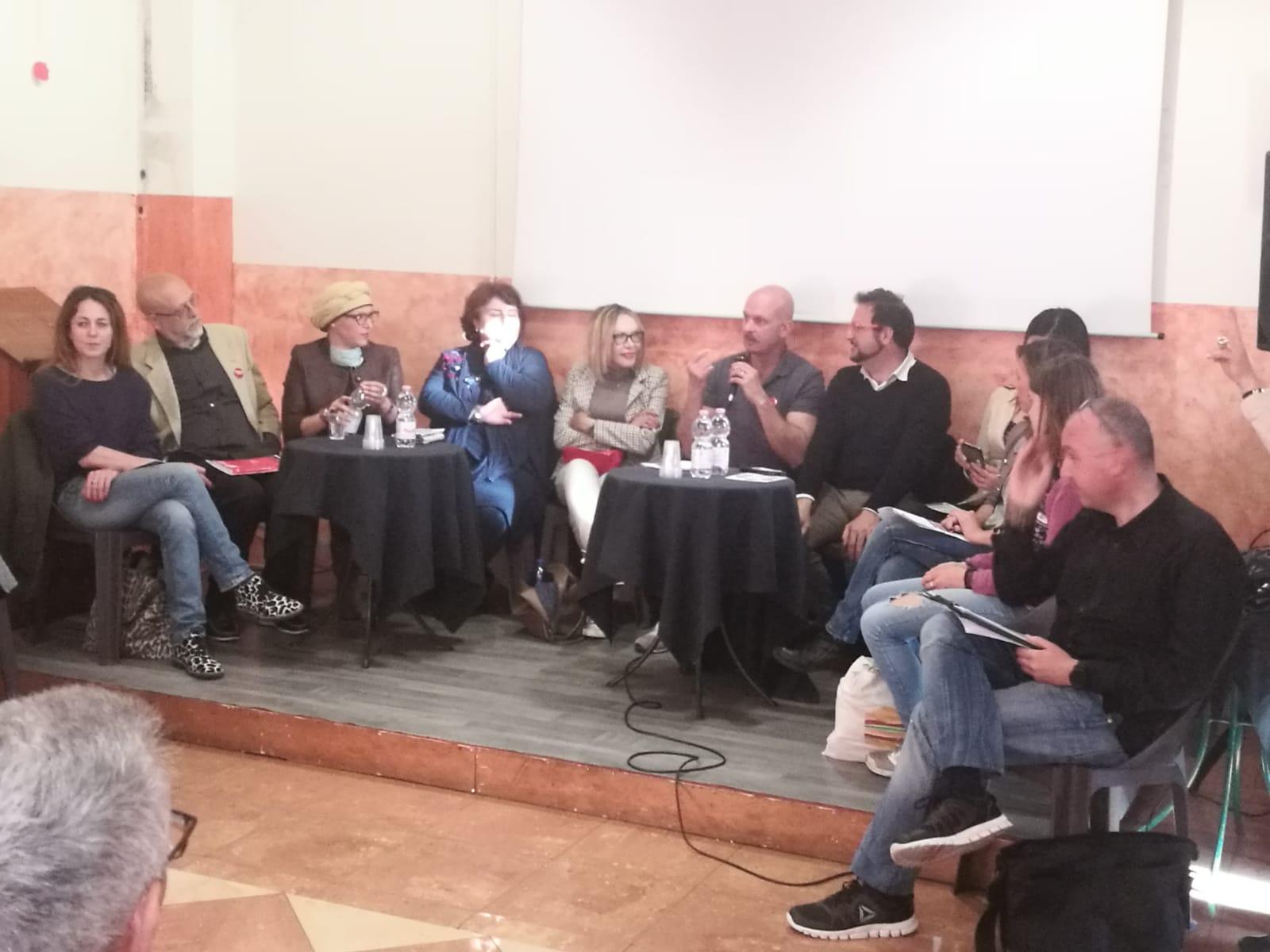 ambiente sinistra 25 aprile dibattito