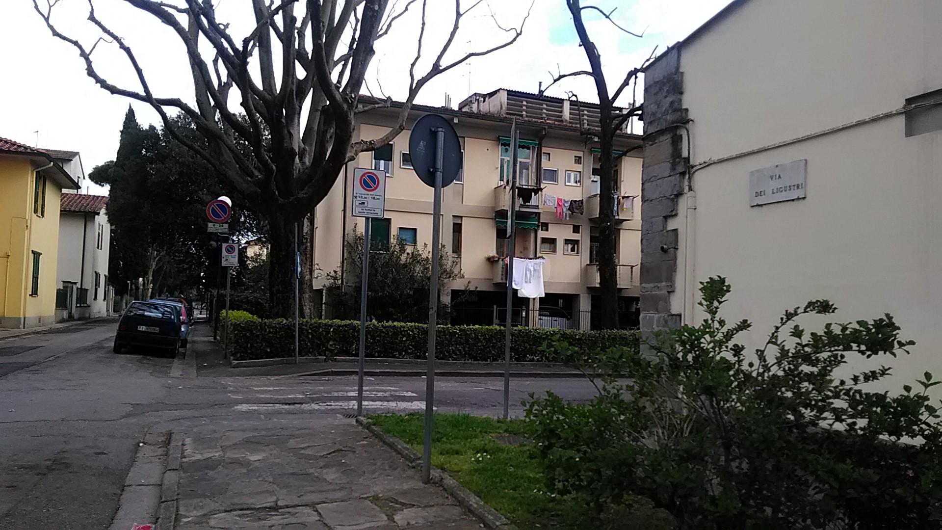 L'isolotto vecchio, nato come quartiere di case popolari e modello di città giardino